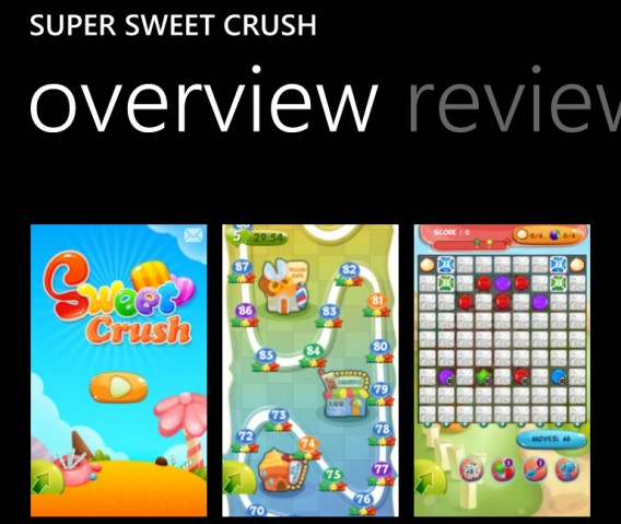 Super Sweet Crush para Candy Crush... e só parece