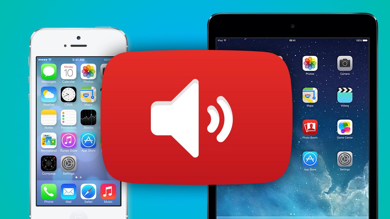 iPhone y iPad: cómo escuchar música en YouTube sin pausas