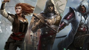 Assassin's Creed: Memories transcurre en el Japón Feudal