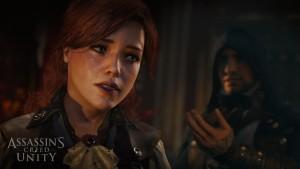 Assassin's Creed Unity oculta una historia de amor