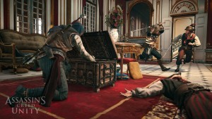 "Avance ""exclusivo"" de Assassin's Creed: Unity en unos días"