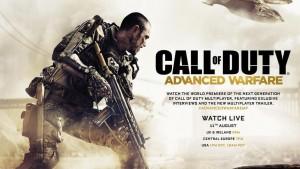 Primer vídeo Multijugador de Call of Duty: Advanced Warfare