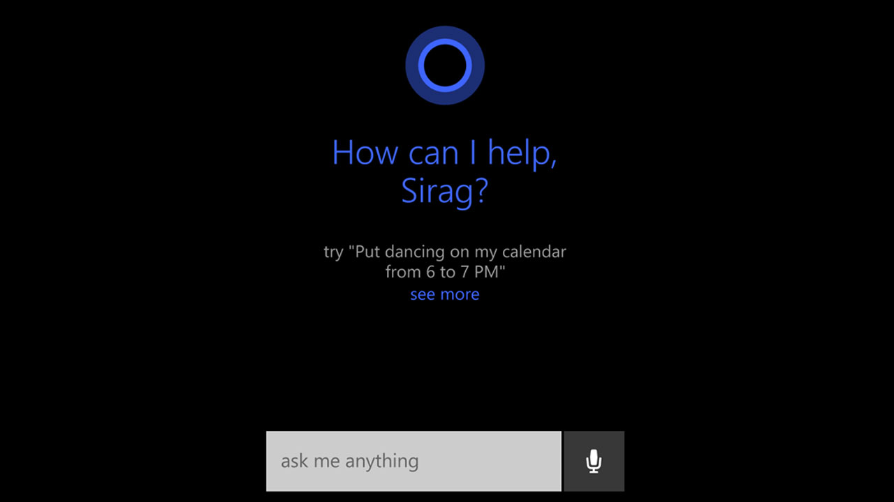 Windows 9 aprende de Windows Phone: podría incluir Cortana y App Folders