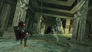 Dark Souls 2: nueva imagen e información del segundo DLC