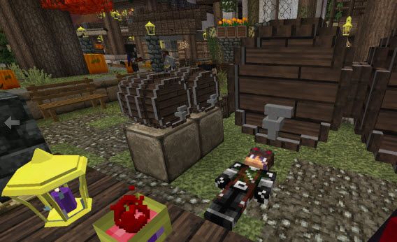 Decocraft, o mod para decorar casas e ambientes