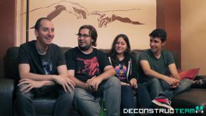 Entrevista a Deconstructeam sobre Gods Will Be Watching