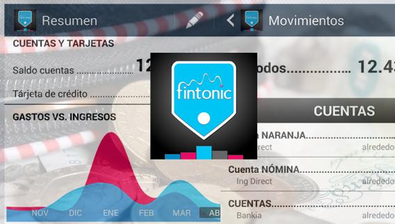 Fintonic app para finanzas