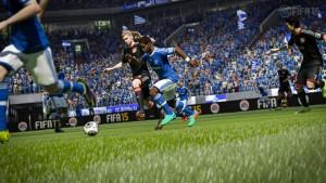 FIFA 15 busca sorprenderte, pero no con sus gráficos…