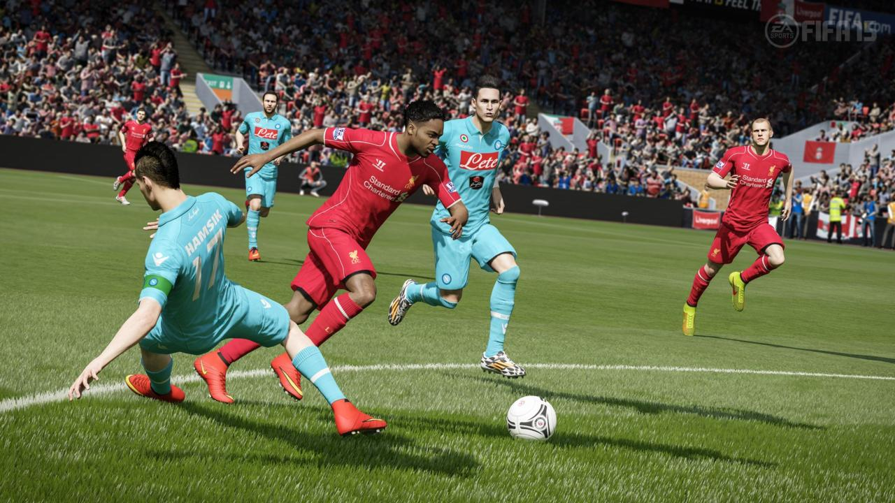 FIFA 15 vs PES 2015: licencias o gameplay, ¿qué importa más?