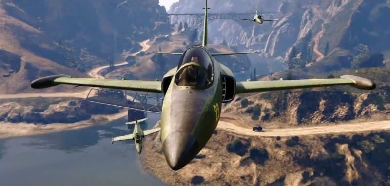 GTA 5 Online se actualiza; siguen sin aparecer los golpes cooperativos