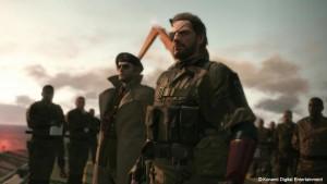 Demo del Multijugador de Metal Gear Solid 5: no es MGS Online