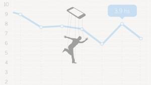 ¿Adictos al móvil? Apps para desengancharse