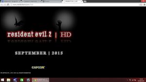 ¿Es esta la primera imagen filtrada de Resident Evil 2 HD?