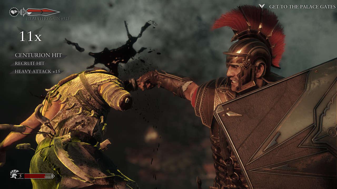 Crytek anuncia Ryse para PC, ex juego exclusivo de Xbox One