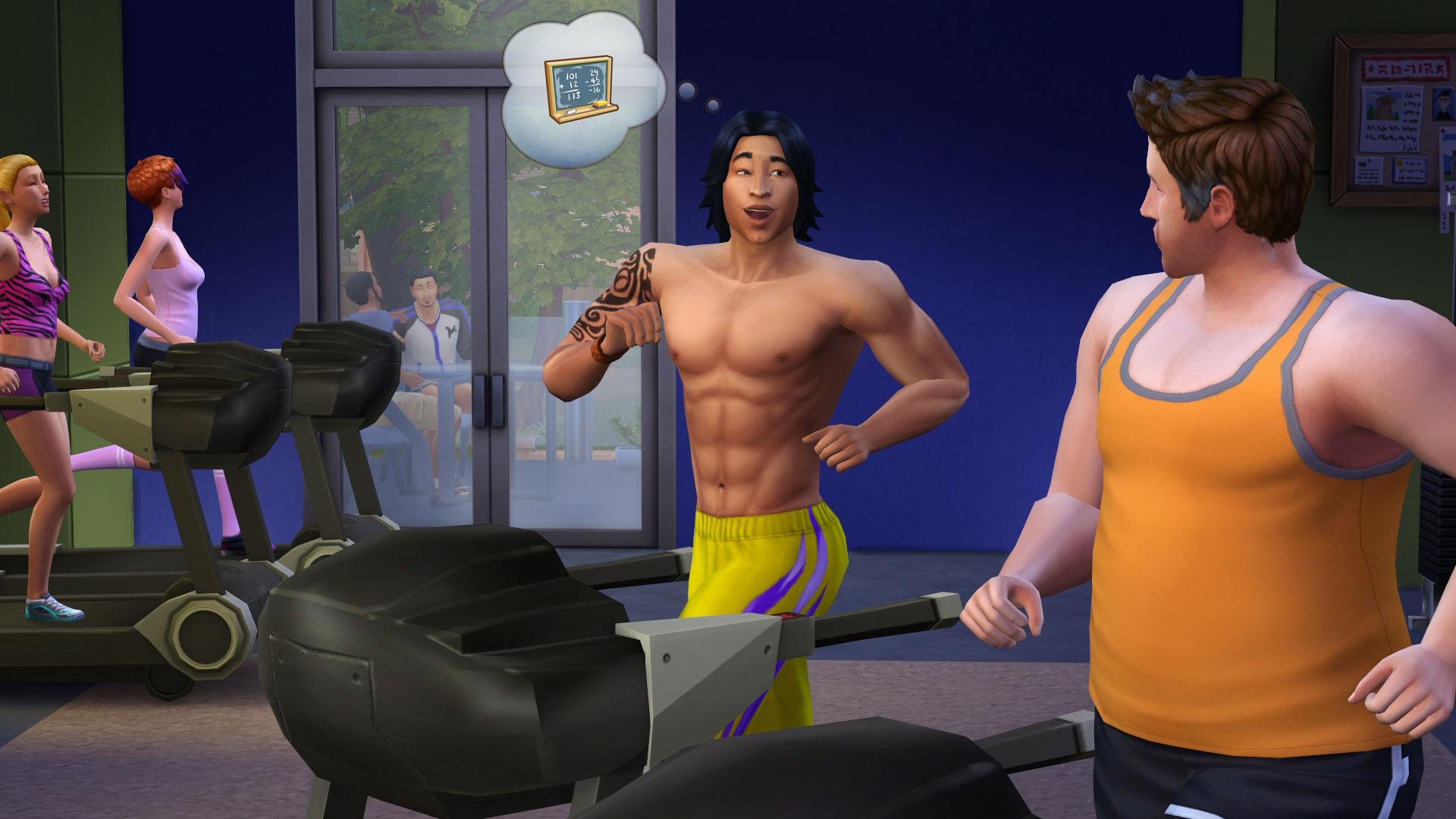 Los Sims 4: el vídeo más aburrido es también el más divertido