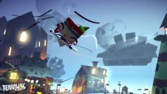 Estas son las novedades de Tearaway en PS4