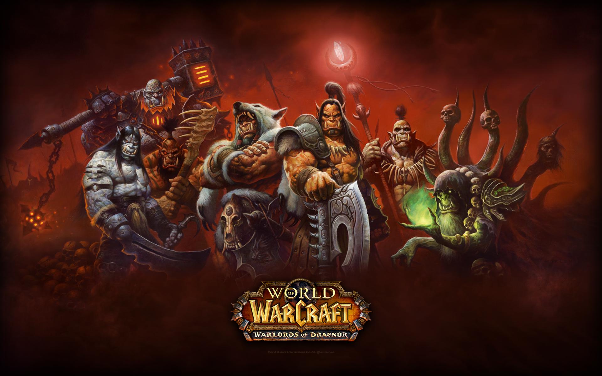 ¿Cuándo saldrá WoW: Warlords of Draenor? Pronto lo sabrás
