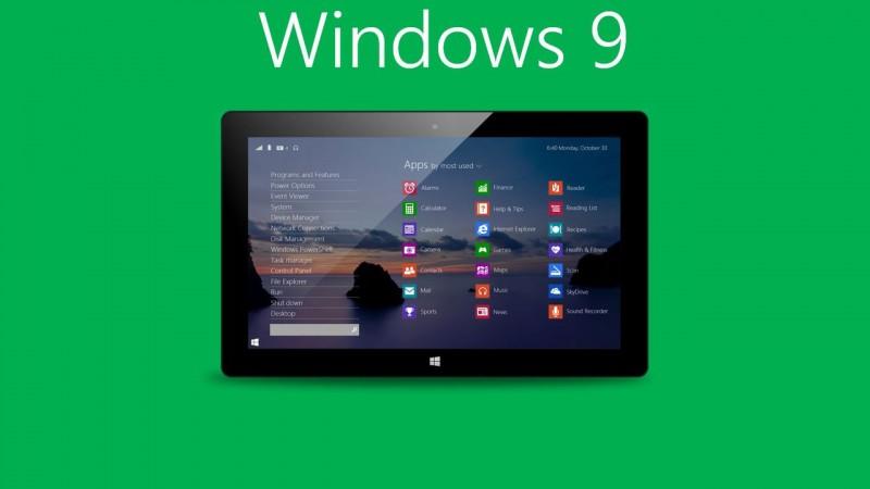Rumor: podríamos ver Windows 9 el mes que viene
