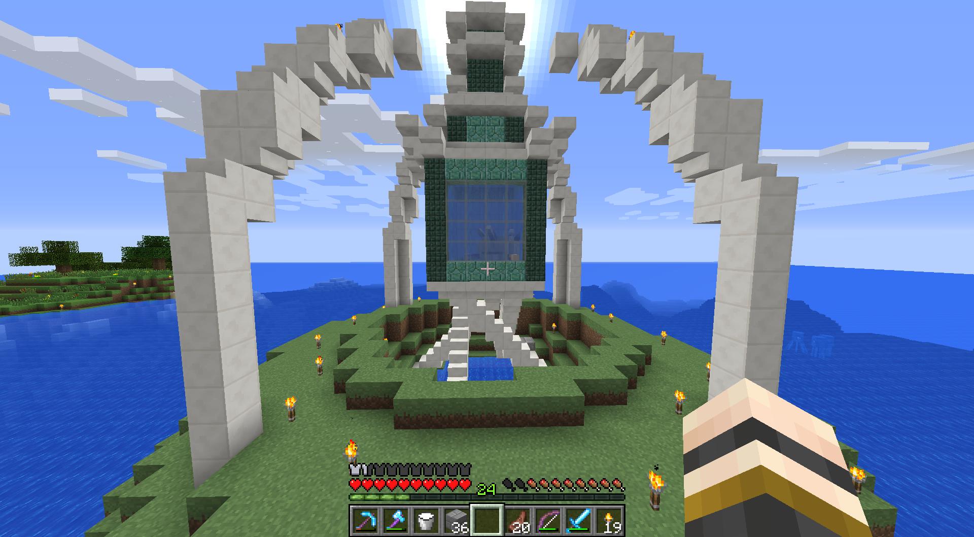 Minecraft 1.8: los fans capturan a un monstruo muy poderoso