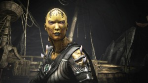 Mortal Kombat X: ¿quién es esta luchadora misteriosa?
