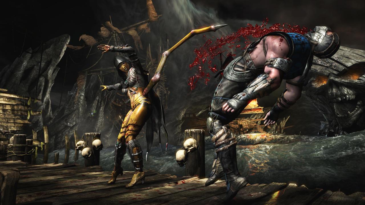 Rumores de Mortal Kombat X: ¿llega una luchadora de uñas largas?