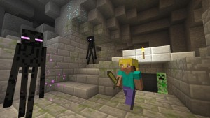 Minecraft 1.8 se actualiza añadiendo otro personaje