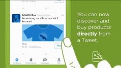 Twitter se une a la moda de comprar con el móvil