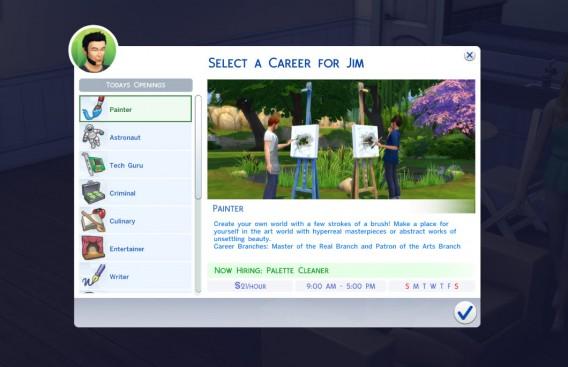 Die Sims 4 Tipps Für Eine Erfolgreiche Karriere Und Der Geld Cheat