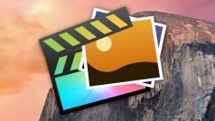 Crea vídeos con tus fotos en Mac