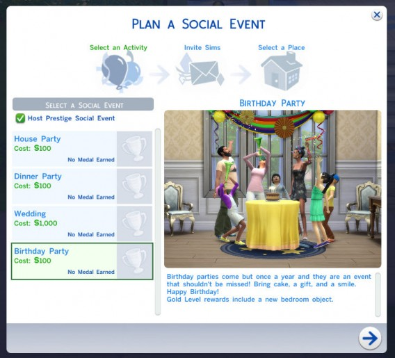 The-Sims-4-Social-Event