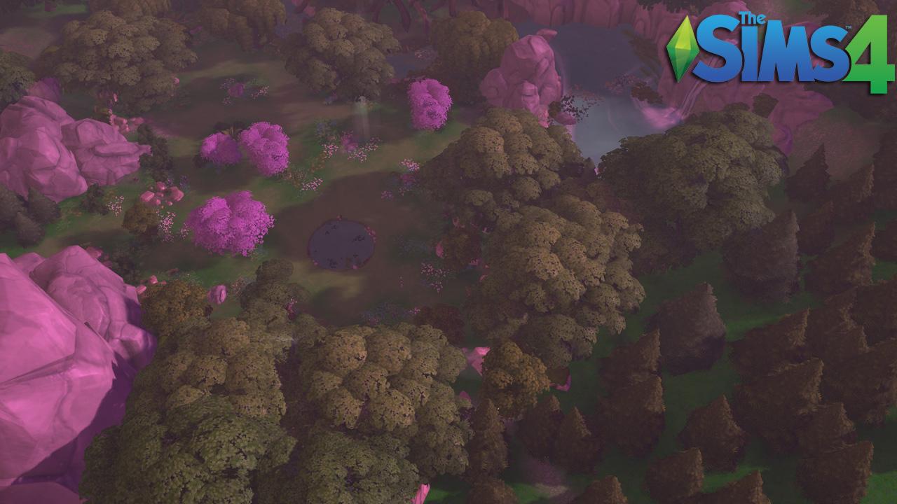 Los Sims 4: desbloquea el fantástico solar secreto del barrio Willow Creek