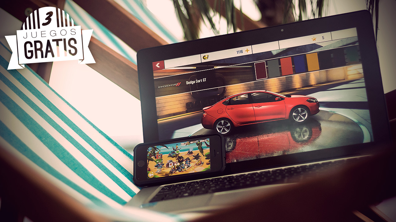3 Juegos Gratis IV: Donkey-Me, Tobias and the Dark Sceptres y Realistic Summer Sports Simulator