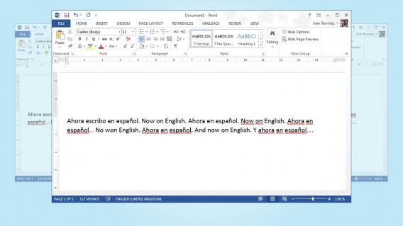 Cómo Evitar Que Word Cambie El Idioma De La Corrección