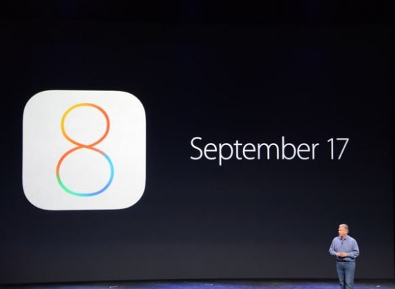 Lançamento do iOS está previsto para 17/09