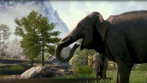 Far Cry 4: después de este tráiler querrás tener un elefante