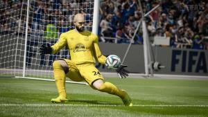 Gameplay de FIFA 15 muestra que los porteros muy listos no son