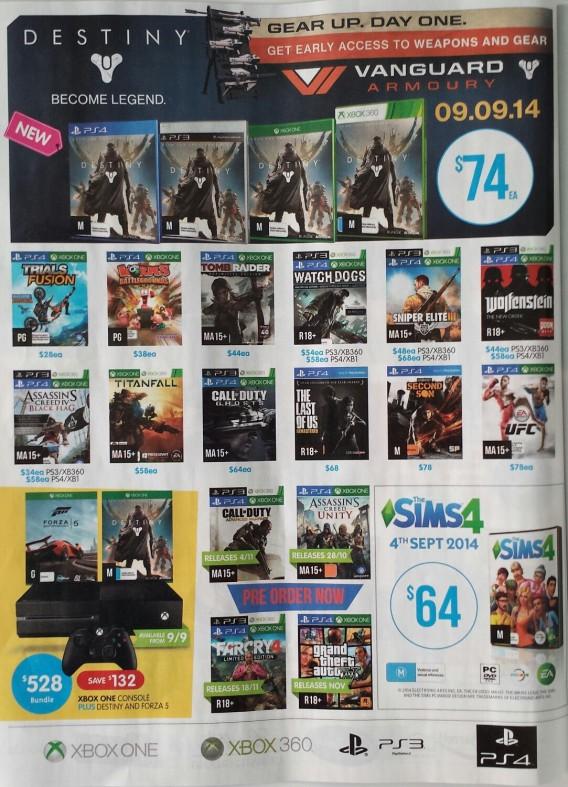 GTA 5 loja australiana anúncio