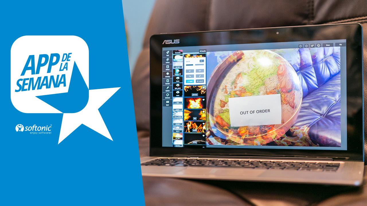 Edita tus fotografías como un profesional con Pixlr for desktop, nuestra app de la semana