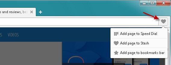 Sites podem ser salvos para serem lidos mais tarde