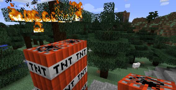 Situações do Minecraft são um pouco surreais