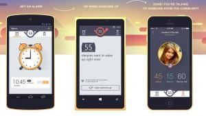 Esta app de alarmas convierte a un desconocido en tu despertador