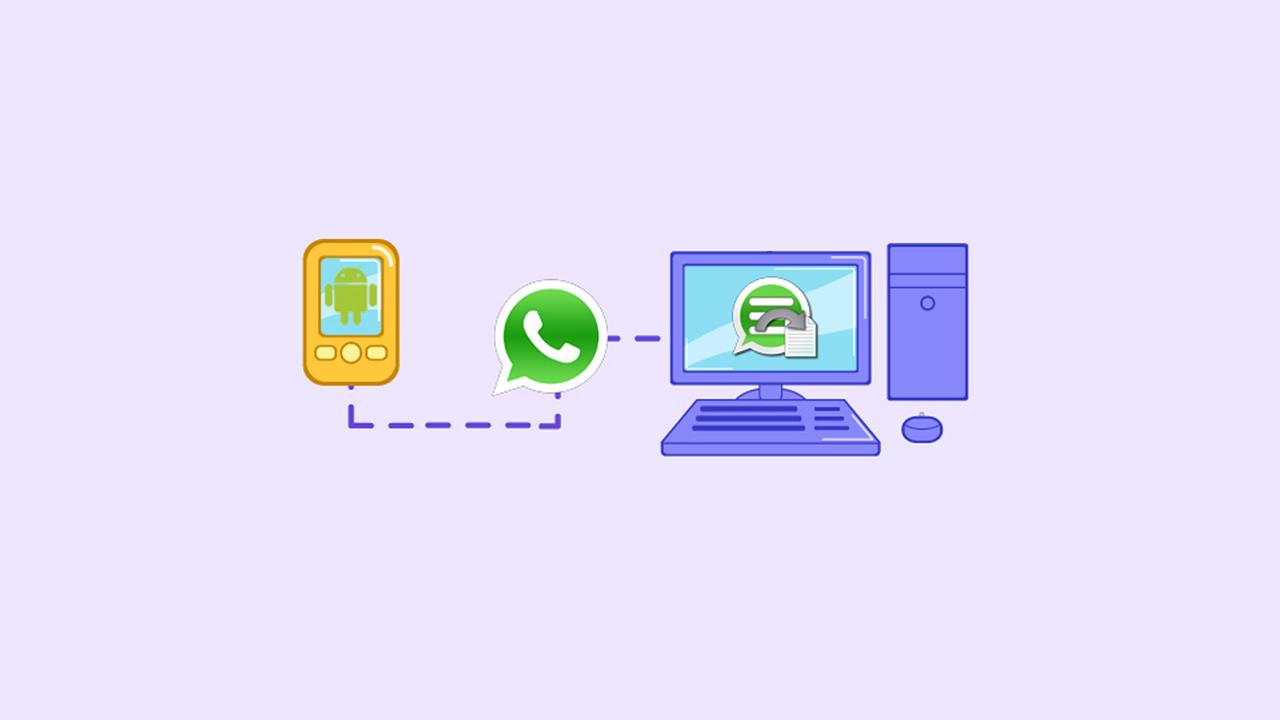 Cómo leer los chats de WhatsApp en un PC y exportar las imágenes