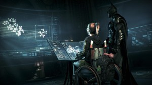 Batman Arkham Knight: una imagen tan chula como desconcertante