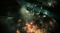 Batman Arkham Knight fascina con una imagen aérea
