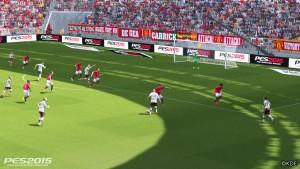 PES 2015 muestra su arma secreta: gameplay