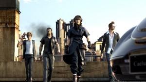 Final Fantasy 15 – Lanzamiento: 3 imágenes nuevas