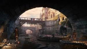 Más imágenes de Assassin's Creed: Unity: ¿bajada gráfica?
