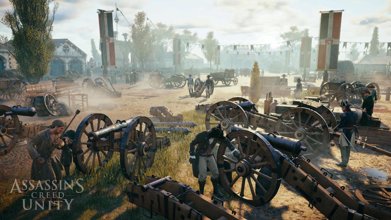 Assassin's Creed Unity PC tiene requisitos mínimos exigentes