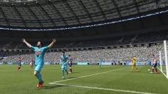 FIFA 15: jamás lograrás meter un gol como este