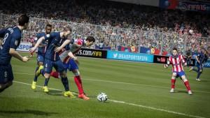 Ya sé cómo acabará el Barça-Madrid gracias a FIFA 15
